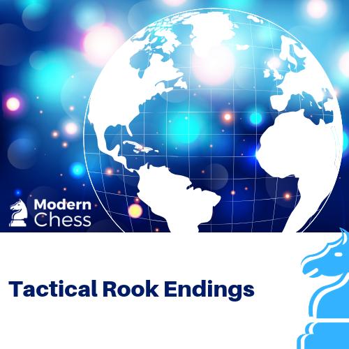 Tactical Rook Endings