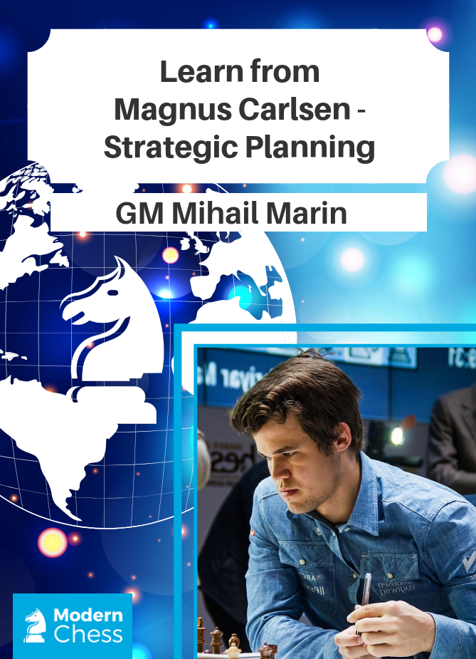 Learn from Magnus Carlsen - Strategic Planning
