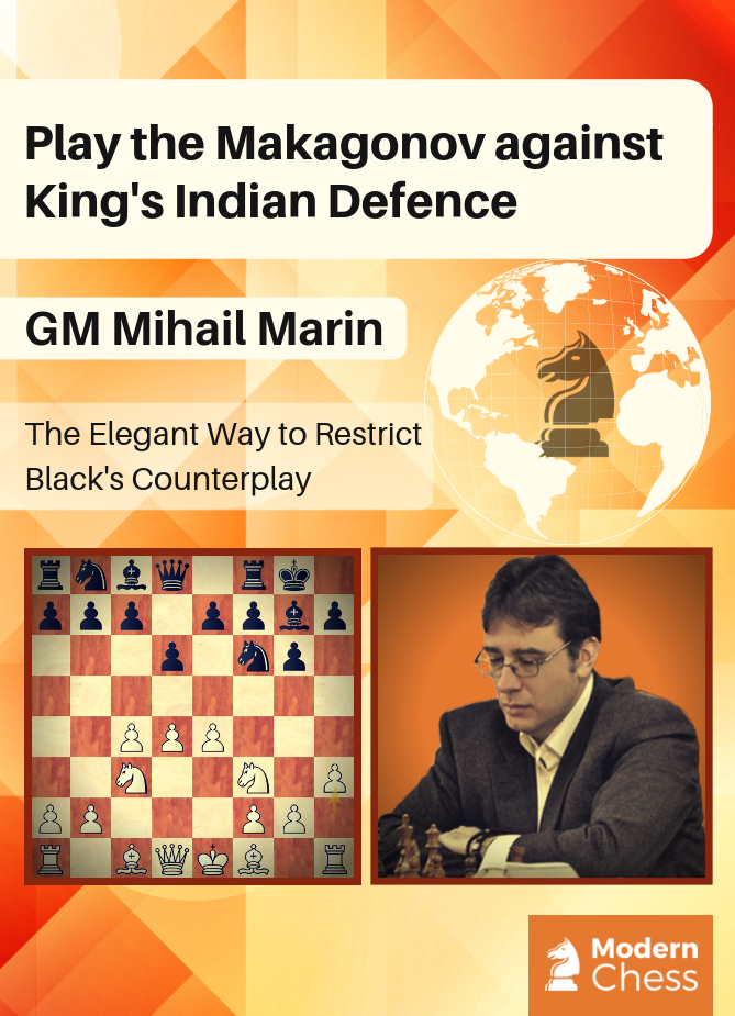 Play the Makagonov against King's Indian Defence