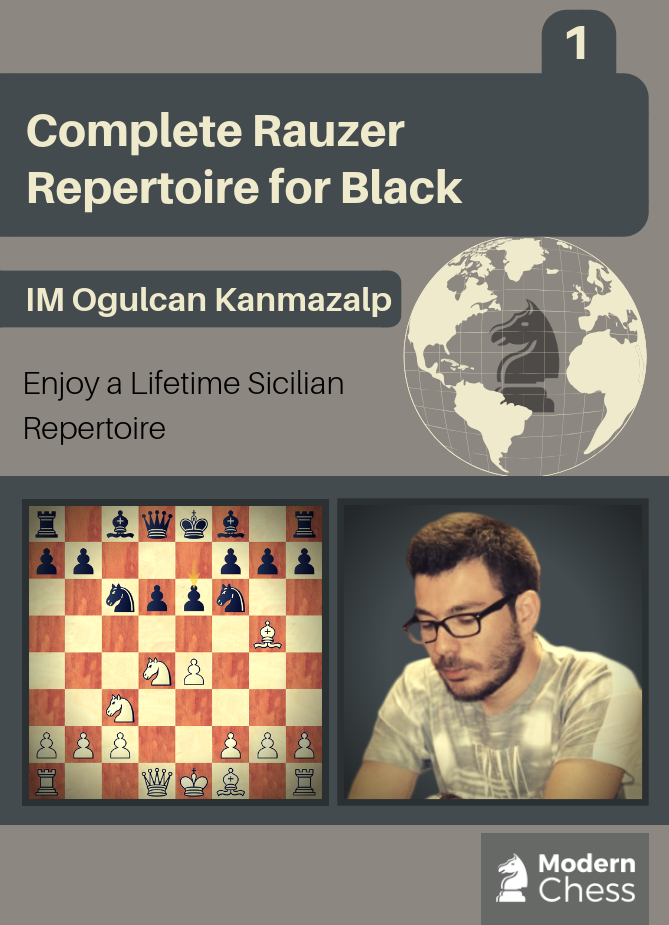 Complete Rauzer Repertoire for Black - Part 1