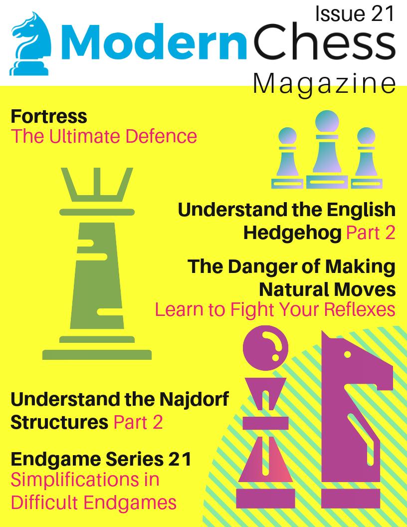 Modern Chess Magazine - Issue 21