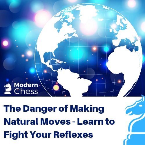 The Danger of Making Natural Moves - Learn to Fight Your Reflexes