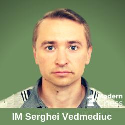 IM Serghei Vedmediuc