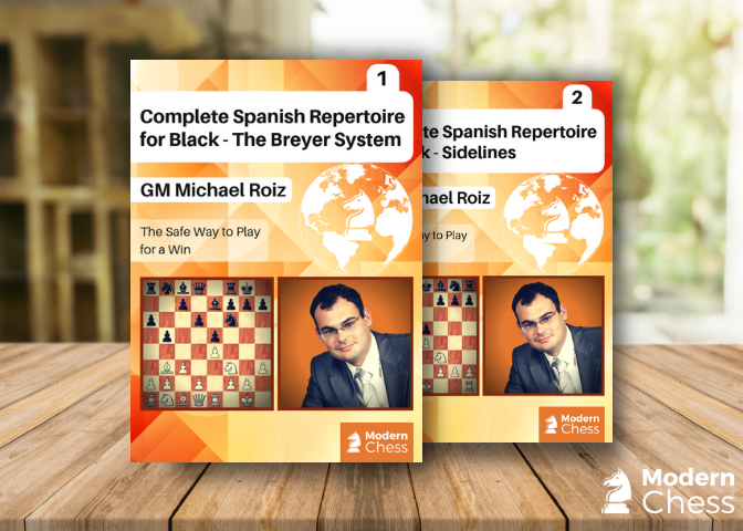 Complete Spanish Repertoire for Black - Full Package