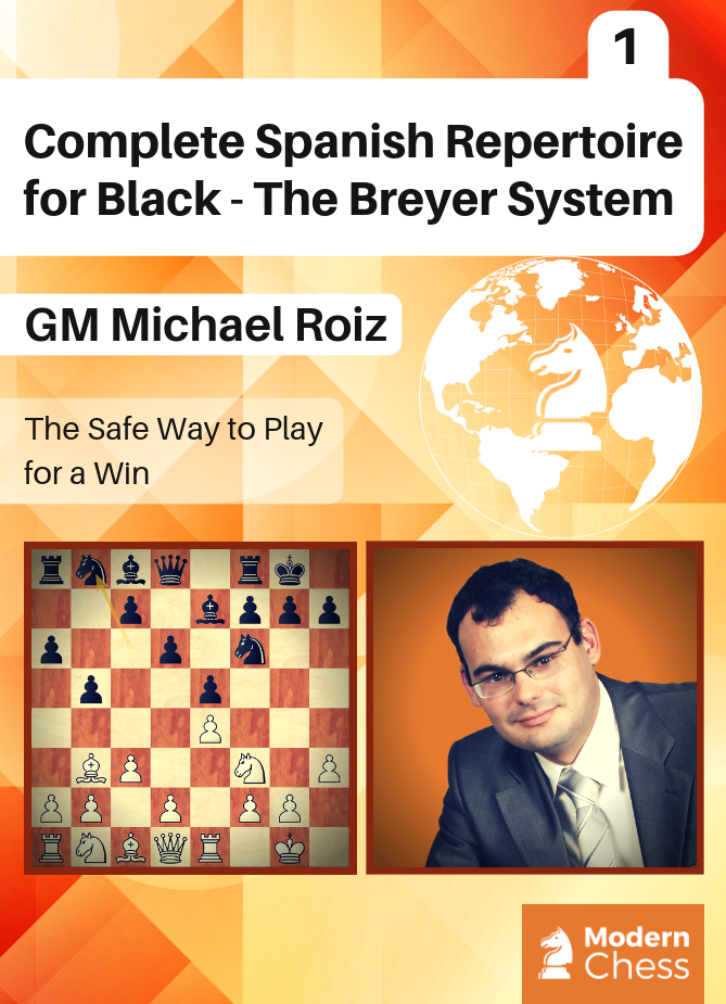 Complete Spanish Repertoire for Black - The Breyer System