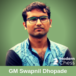 GM Swapnil Dhopade