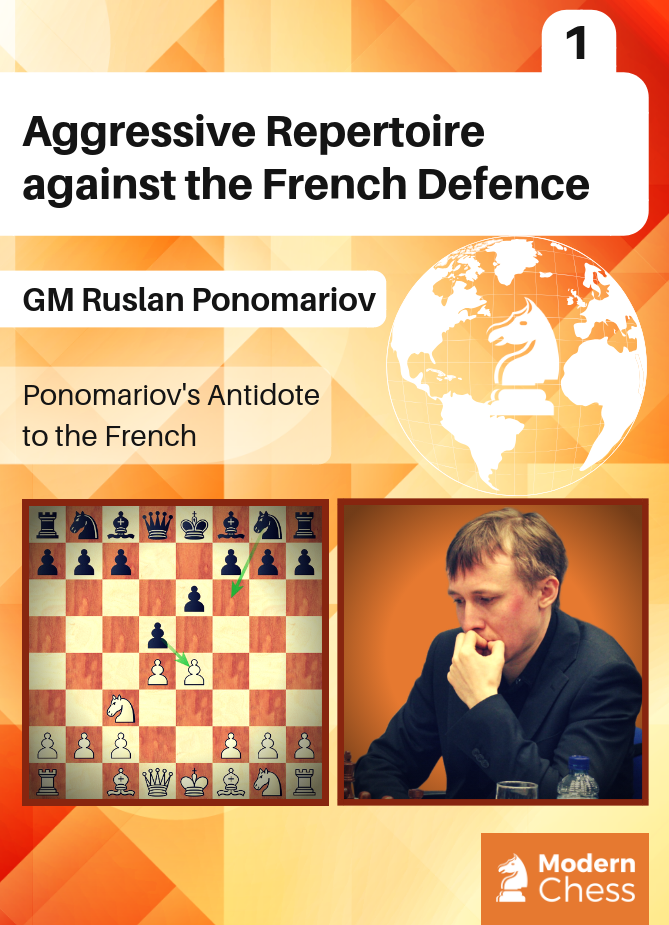Aggressive Repertoire against the French Defence - Part 1