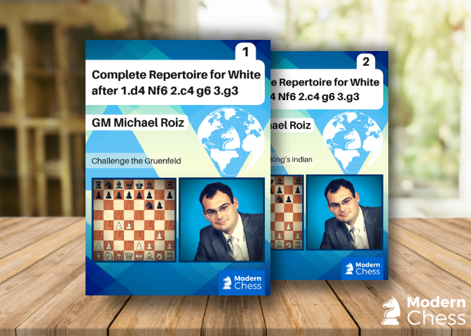 Complete Repertoire for White after 1.d4 Nf6 2.c4 g6 3.g3 - Full Package