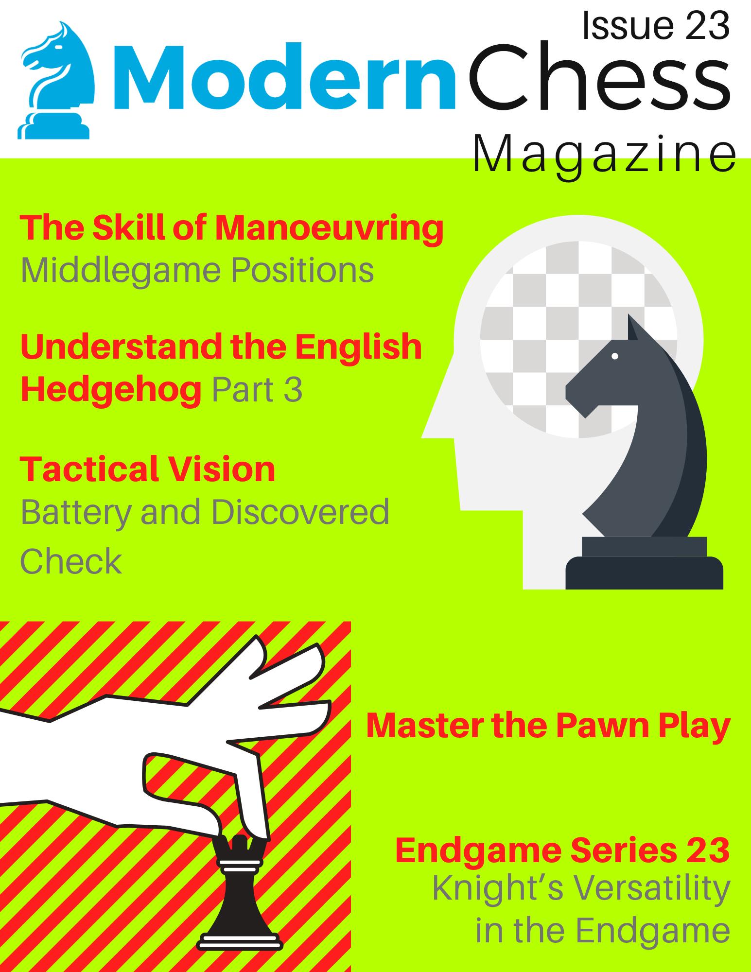 Modern Chess Magazine - Issue 23