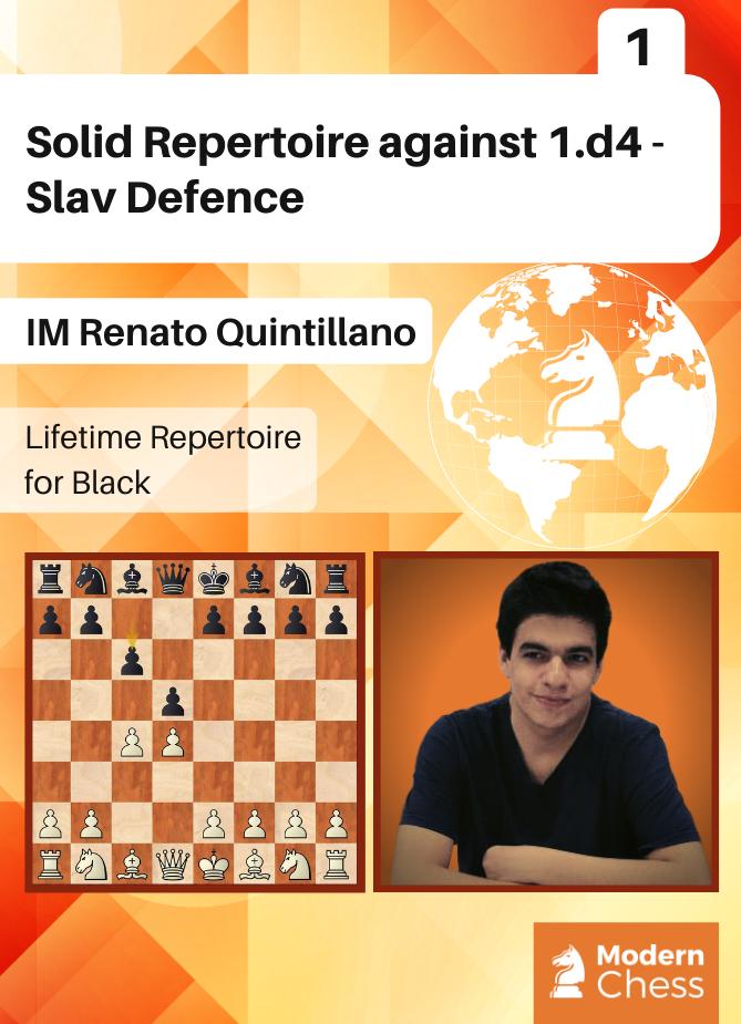 Solid Repertoire against 1.d4 - Slav Defence - Part 1