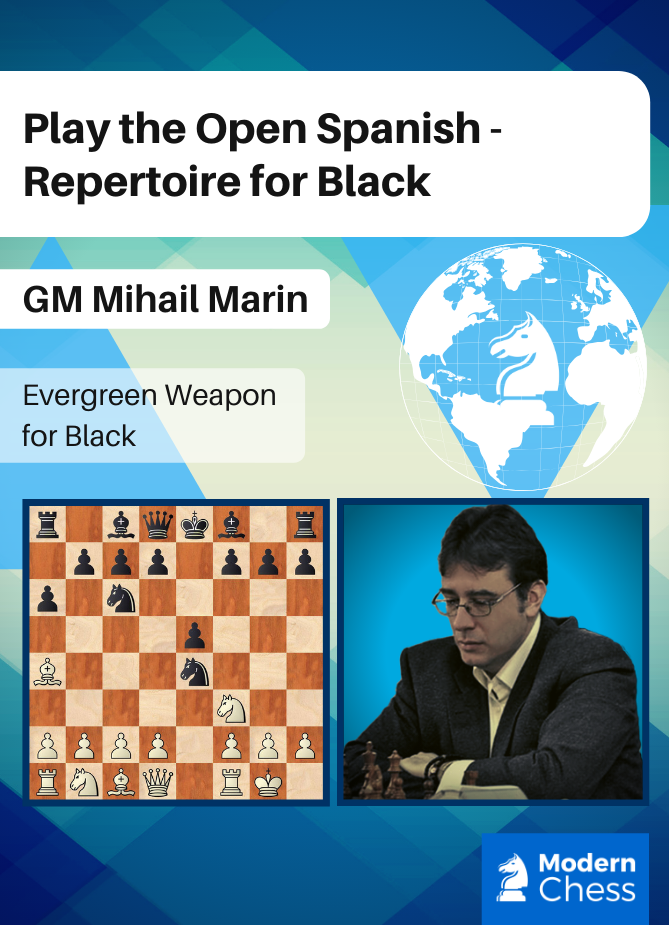 Play the Open Spanish - Repertoire for Black