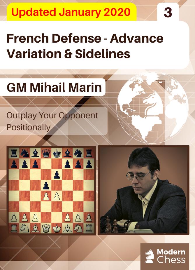 French Defense - Advance Variation & Sidelines