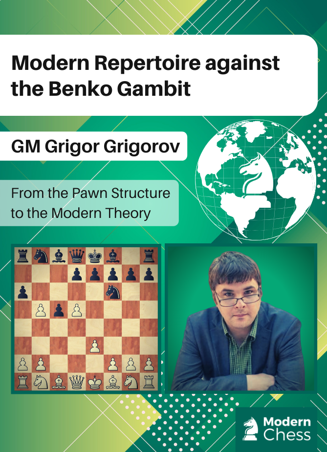 Modern Repertoire against the Benko Gambit