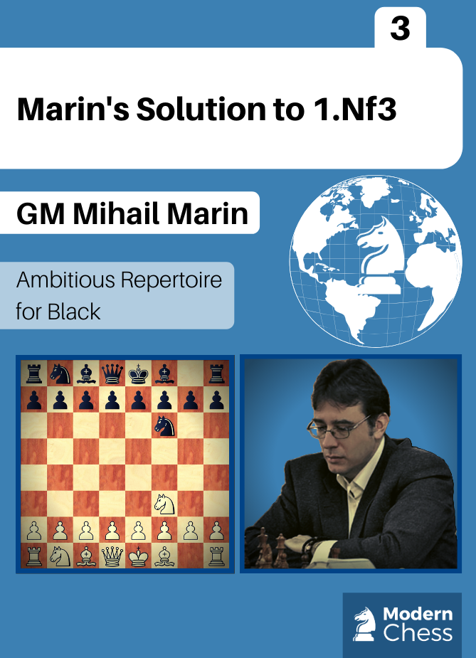 Marin's Solution to 1.Nf3 - Part 3