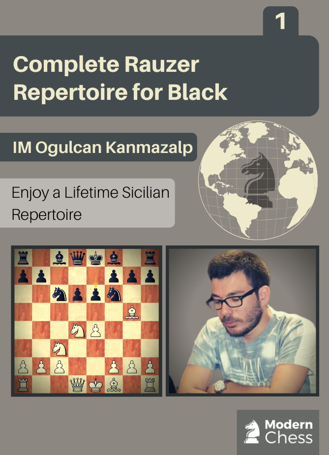 Complete Rauzer Repertoire for Black