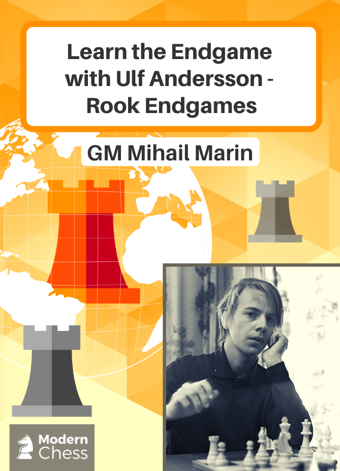 Learn the Endgame with Ulf Andersson - Rook Endgames