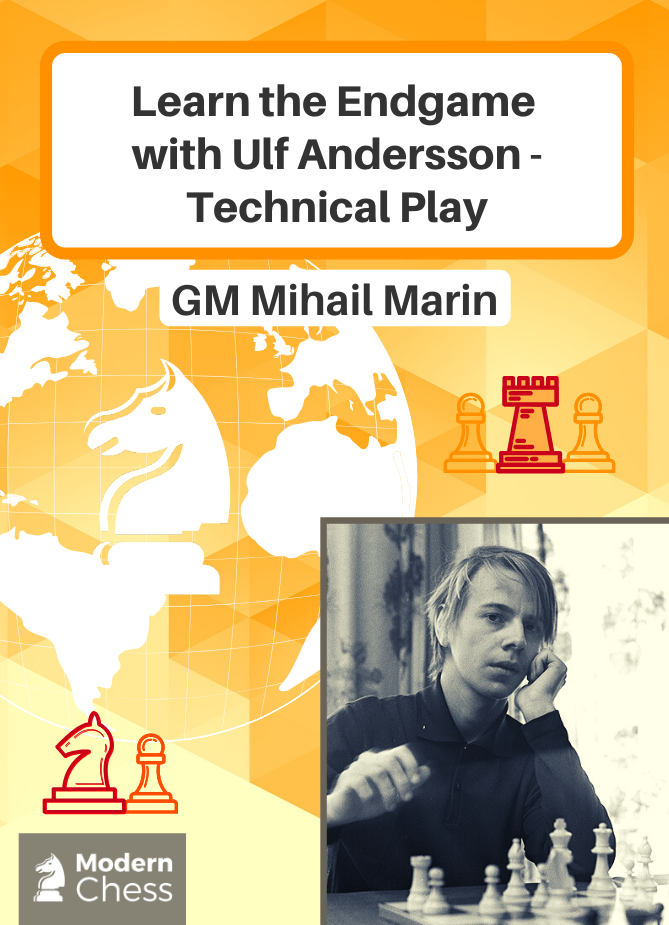Learn the Endgame with Ulf Andersson - Technical Play
