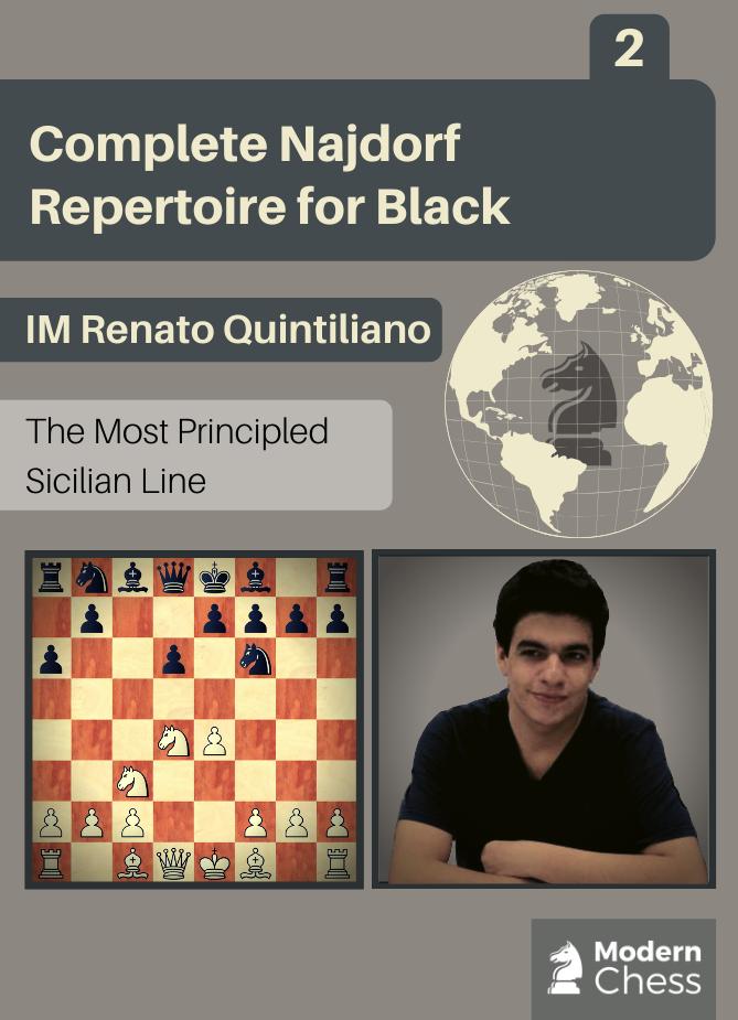 Complete Najdorf Repertoire for Black - Part 2