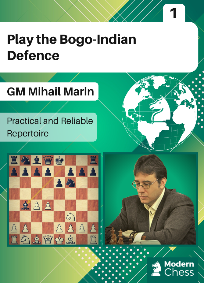 Play the Bogo-Indian Defence - Part 1