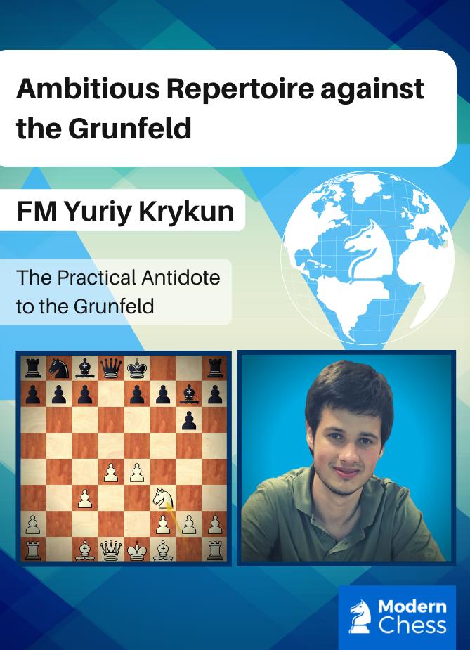 Ambitious Repertoire against the Gruenfeld