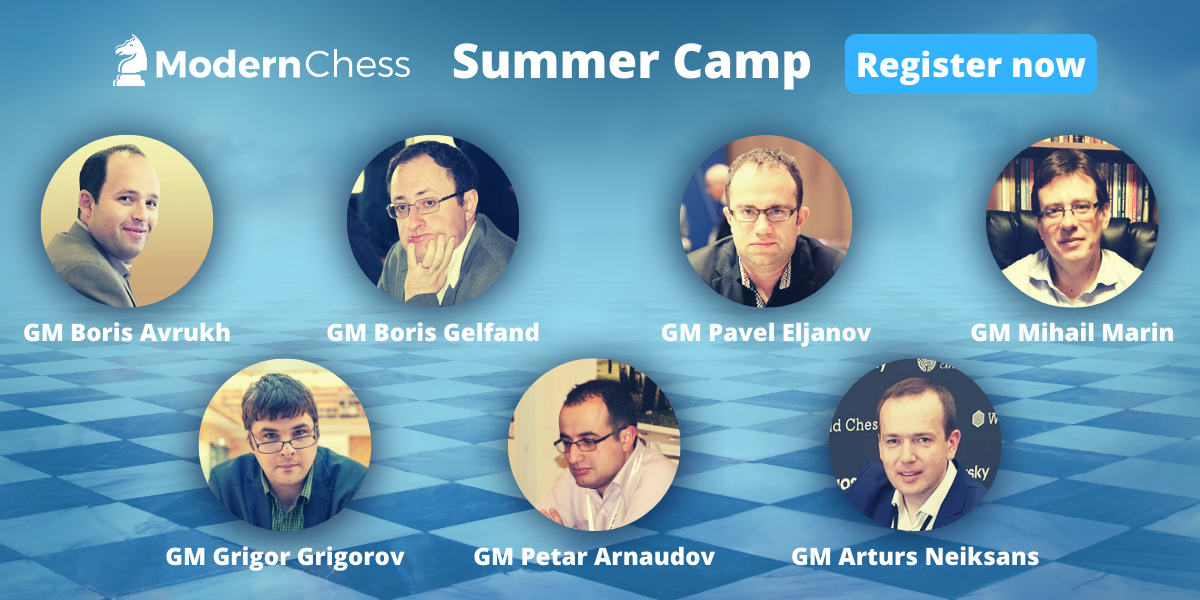 Modern Chess Summer Camp 2020