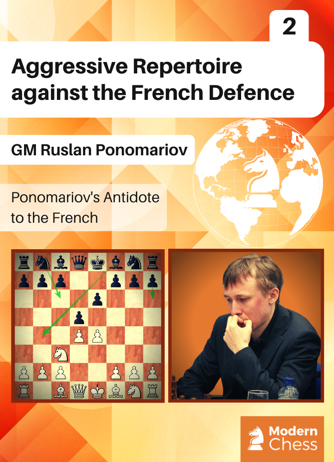 Aggressive Repertoire against the French Defence - Part 2