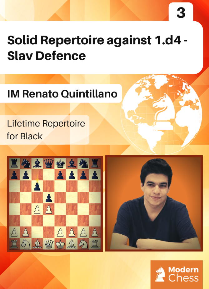 Solid Repertoire against 1.d4 - Slav Defence - Part 3