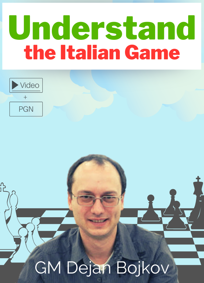 Understand the Italian Game (Running Time - Approx.4 hours)