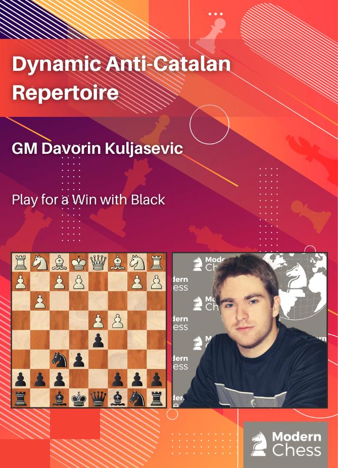 Dynamic Anti - Catalan Repertoire