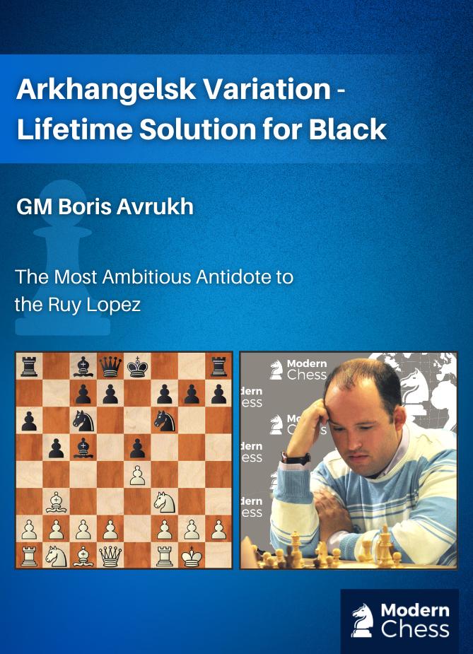 Arkhangelsk Variation - Lifetime Solution for Black (Update - 18.05.2021)