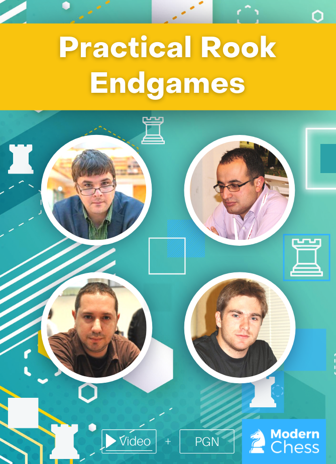 Workshop - Practical Rook Endgames