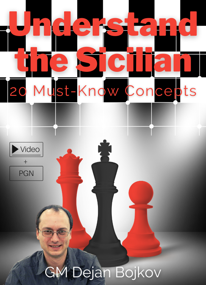 Understand the Sicilian - 20 Must-Know Concepts (4h Running Time)